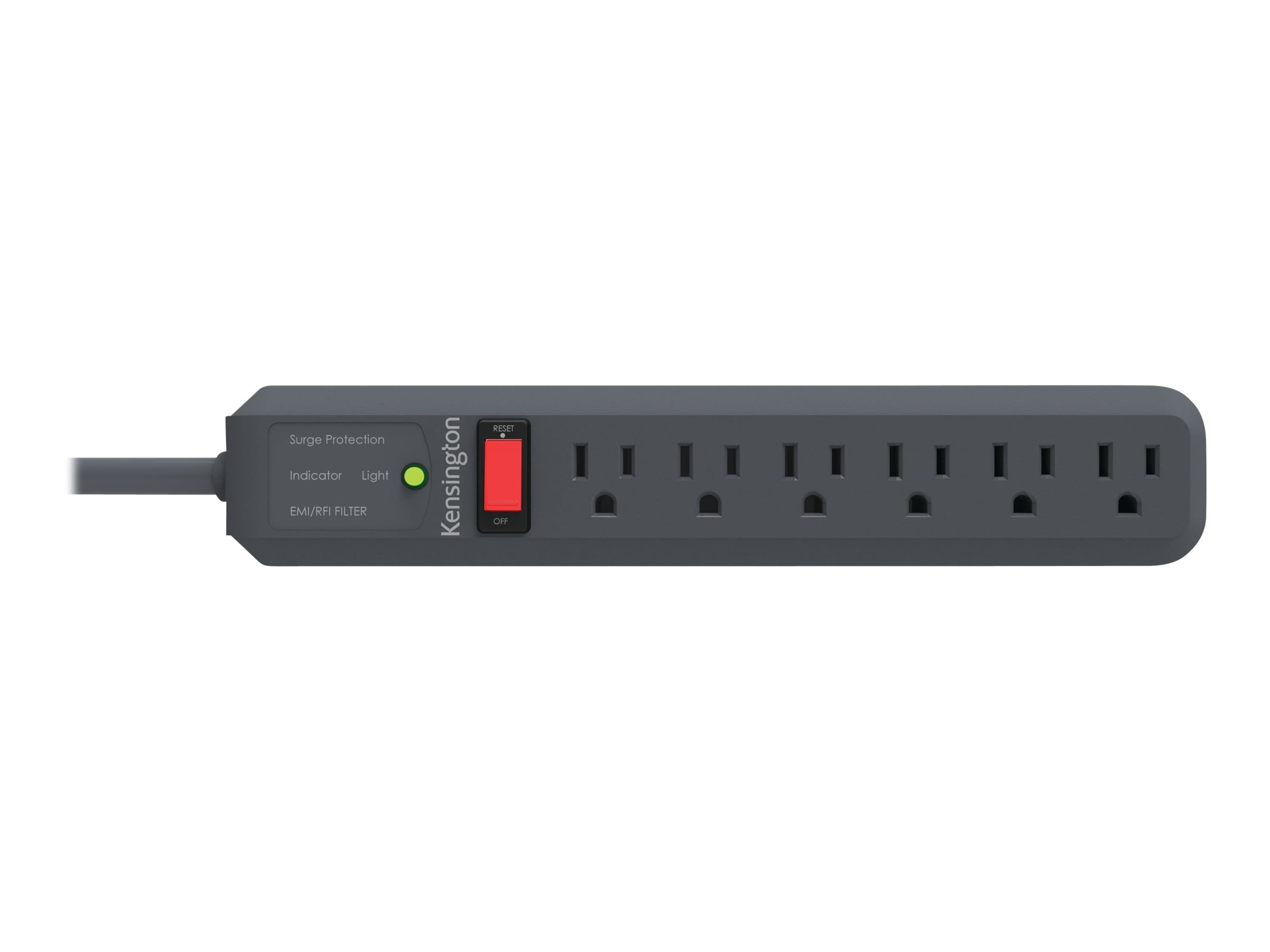 Kensington Guardian Premium Surge Strip, (15) Outlets