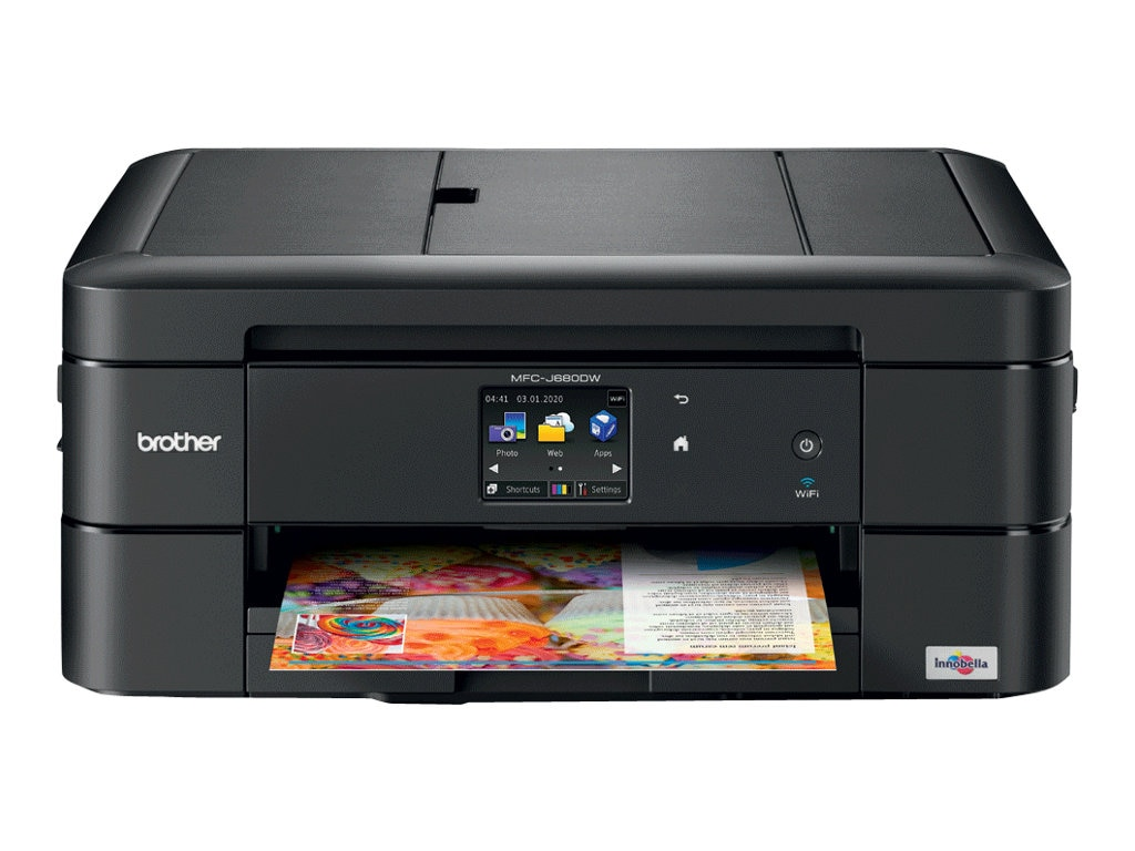 Brother MFC-J680DW Inkjet All-in-One