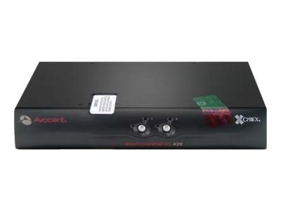 Avocent SC420 2-Port SwitchView KVM Switch, SC420-001, 9289584, KVM Switches