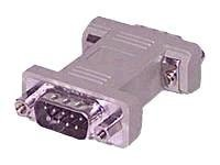 C2G Gender Changer Adapter DB9 Male to Male, 02771 (IM), 131191, Adapters & Port Converters