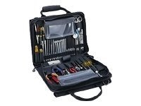 Jensen Tools Single-Sided PC Workstation Kit in Black Case, JTK-49CBR, 6098416, Tools & Hardware