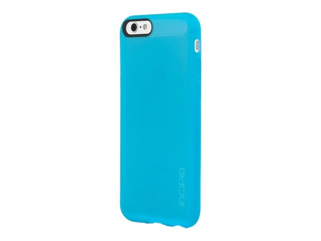 Incipio NGP Flexible Impact-Resistant Case for iPhone 6 6s, Translucent Blue