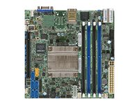 Supermicro Motherboard, X10SDV-F-O, MBD-X10SDV-F-O, 18740058, Motherboards