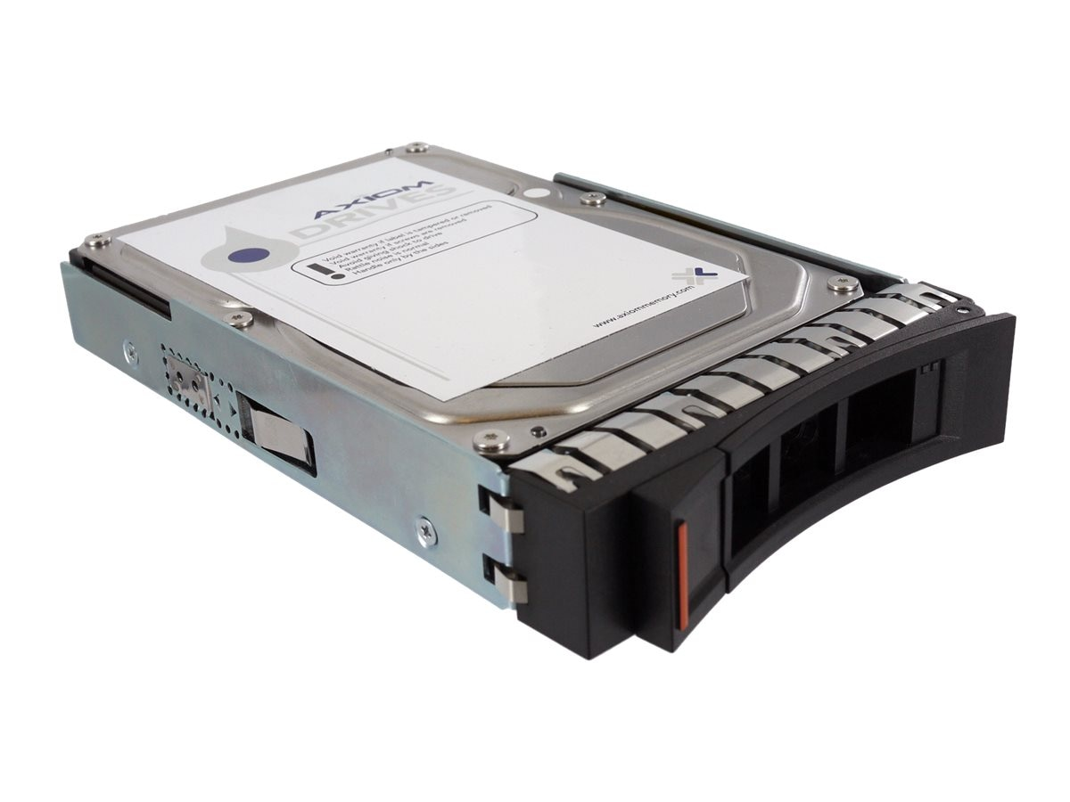 Axiom 6TB SATA 6Gb s 7.2K RPM LFF Hot Swap Hard Drive, 00FN173-AXA