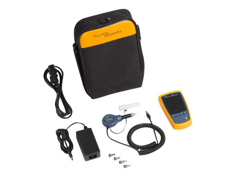 Fluke Fiber Optic Inspection Camera
