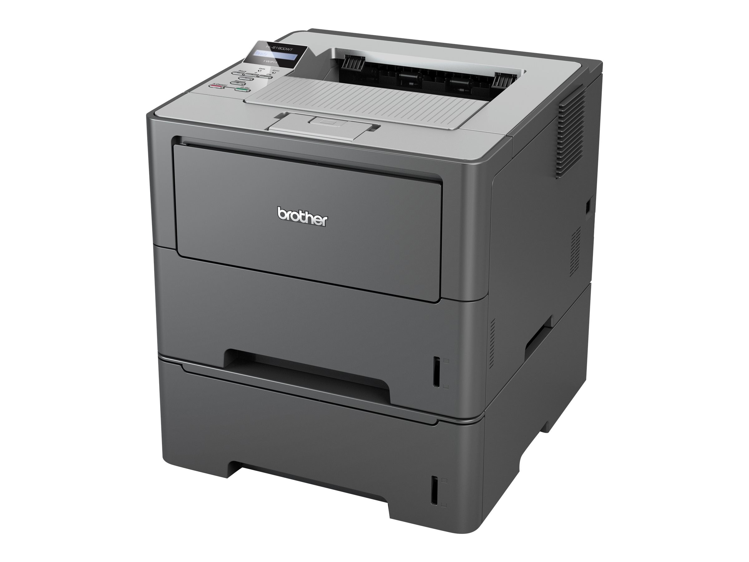 Brother HL-6180DWT Laser Printer, HL-6180DWT, 14417481, Printers - Laser & LED (monochrome)