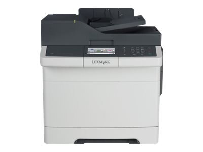 Lexmark CX410de Color Laser MFP, 28D0550, 14884353, MultiFunction - Laser (color)
