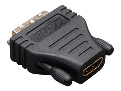 Tripp Lite HDMI to DVI-D F M Cable Adapter, Black