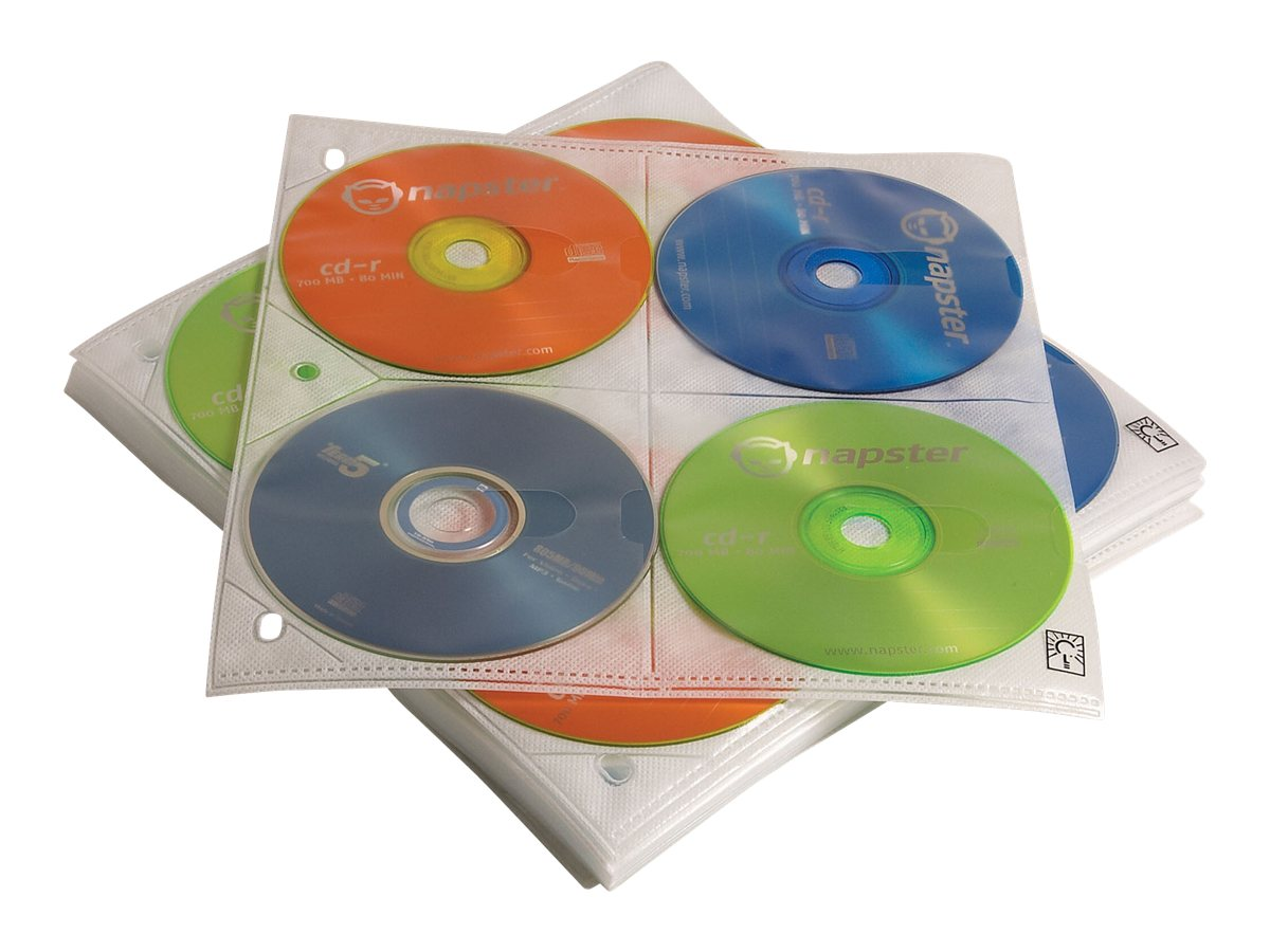 Case Logic 200 Disc Capacity CD ProSleeve Pages, CDP-200, 7308585, Carrying Cases - Other