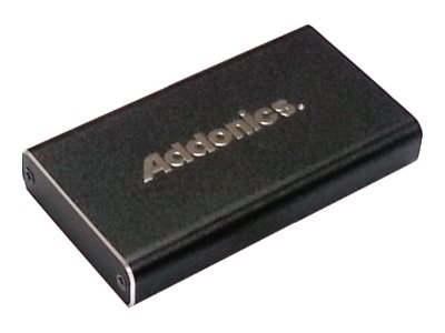 Addonics mSATA Solid State Drive to USB 3.0 Flash Drive Enclosure, AEMSU3