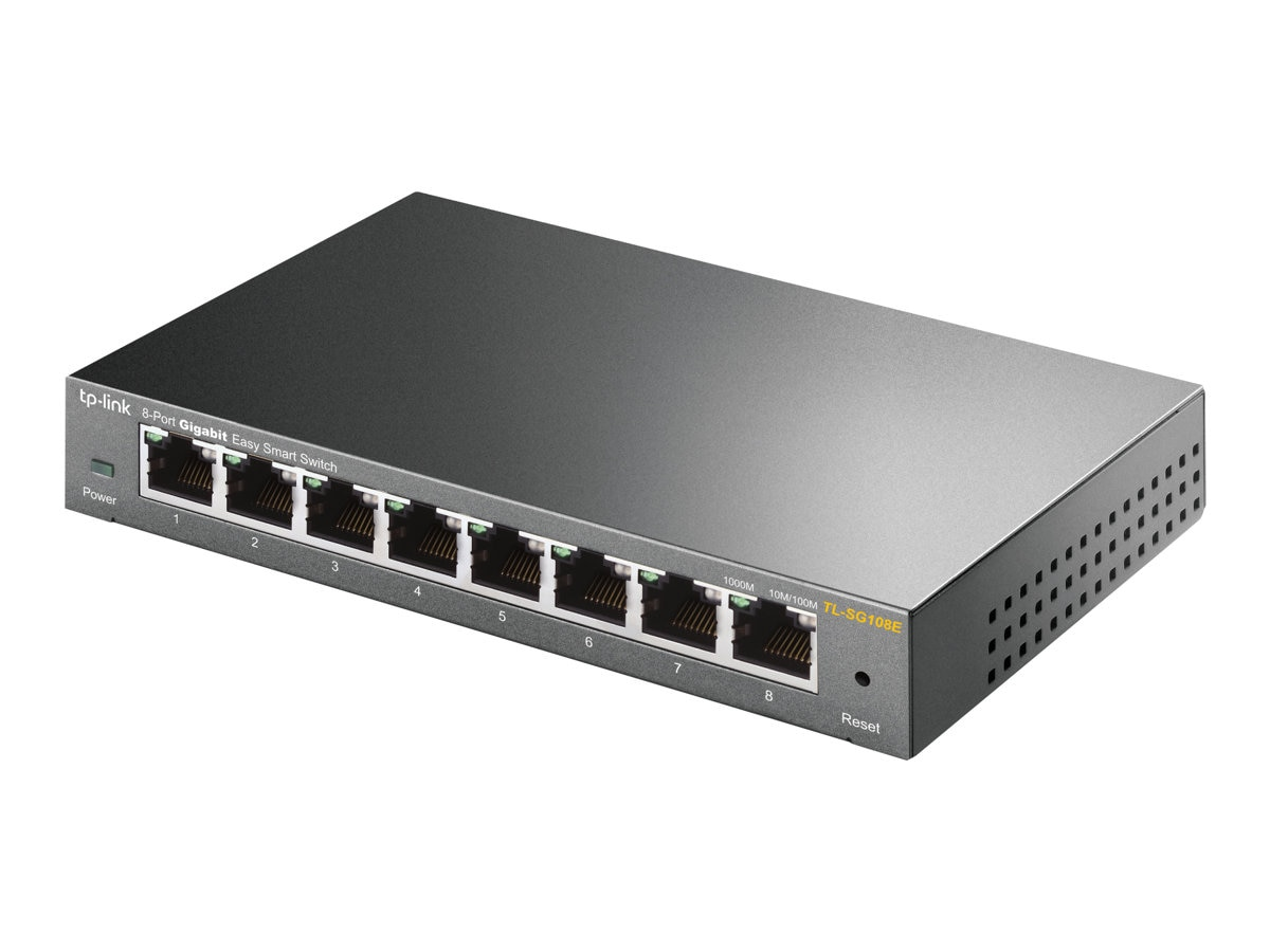 TP-LINK 8 Port GB Easy Smart Switch