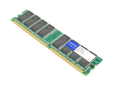 ACP-EP 512MB PC3200 184-pin DDR SDRAM DIMM for Dimension B110, A0546964-AA, 18198844, Memory