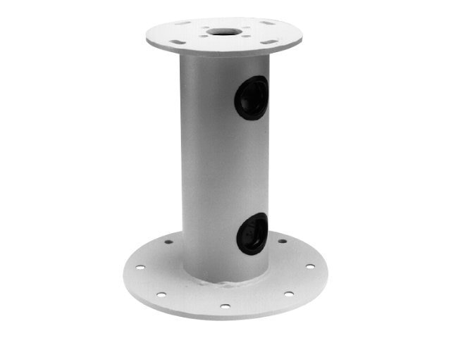 Pelco PM2010 Camera Housing Ceiling Pedestal Mounting Kit, Gray Powder Coat, PM2010, 11974986, Cameras - Security