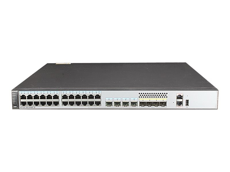 Huawei S5720-28X-PWR-SI  Network Switch Bundle