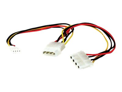 StarTech.com Power Y-Splitter Cable (PYO2SL), PYO2SL