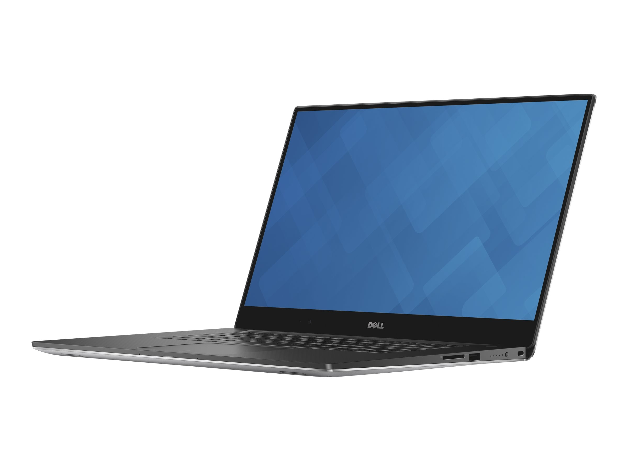 Dell Precision 5510 Core i7-6820HQ 2.7GHz 8GB 256GB ac BT 3C M1000M 15.6 FHD IPS W7P64-W10