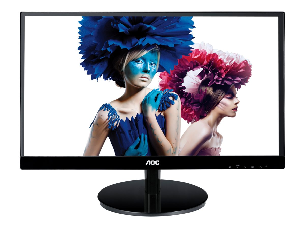 AOC 27 I2769VM Full HD LCD Monitor, Black, I2769VM, 15672133, Monitors - LCD