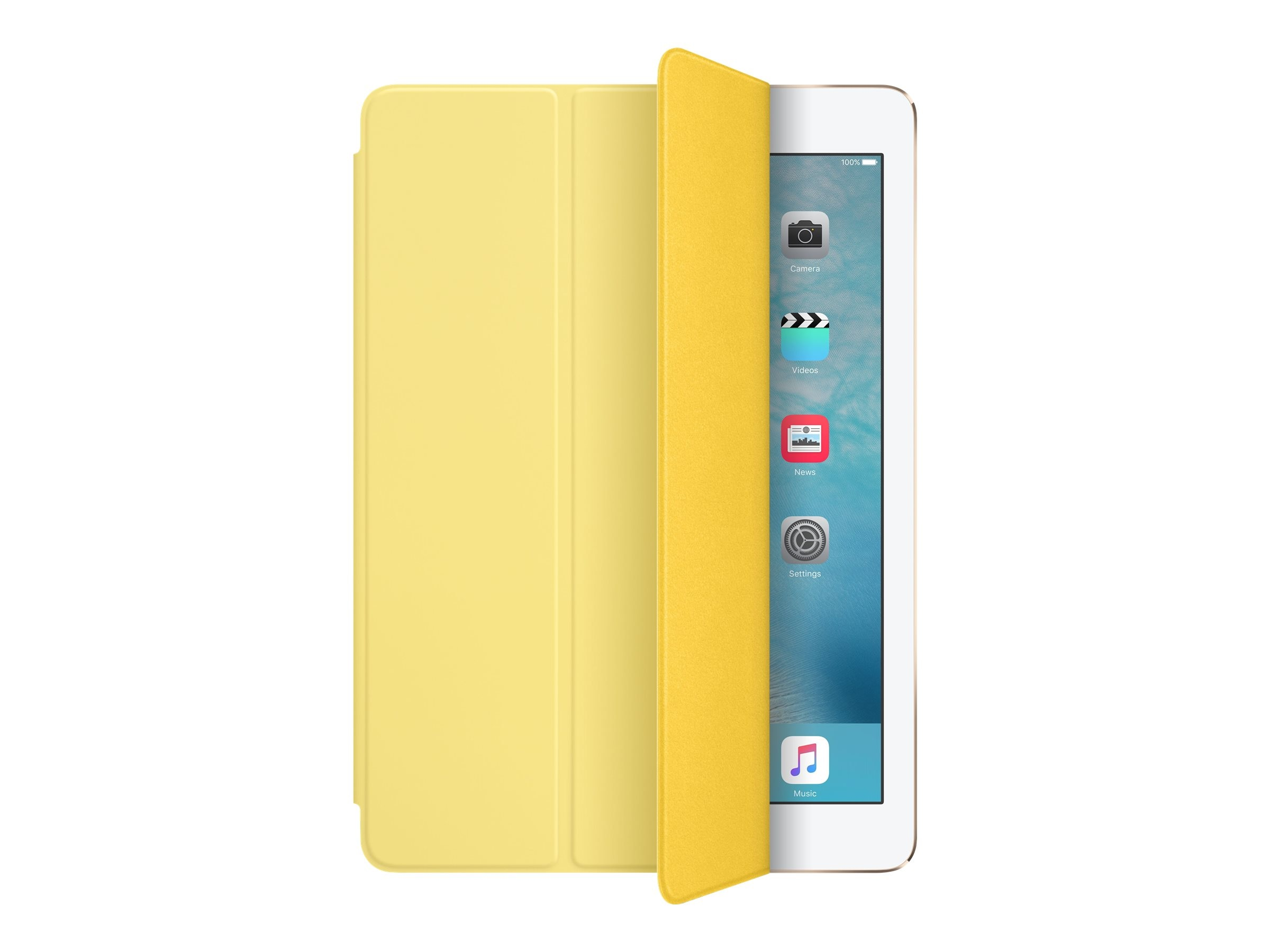 Apple iPad Air Smart Cover, Yellow