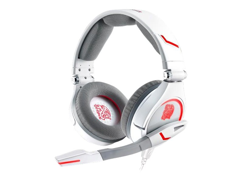 Thermaltake Cronos Gaming Headset, White