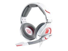 Thermaltake Cronos Gaming Headset, White, HT-CRO008ECWH, 16147541, Headsets (w/ microphone)
