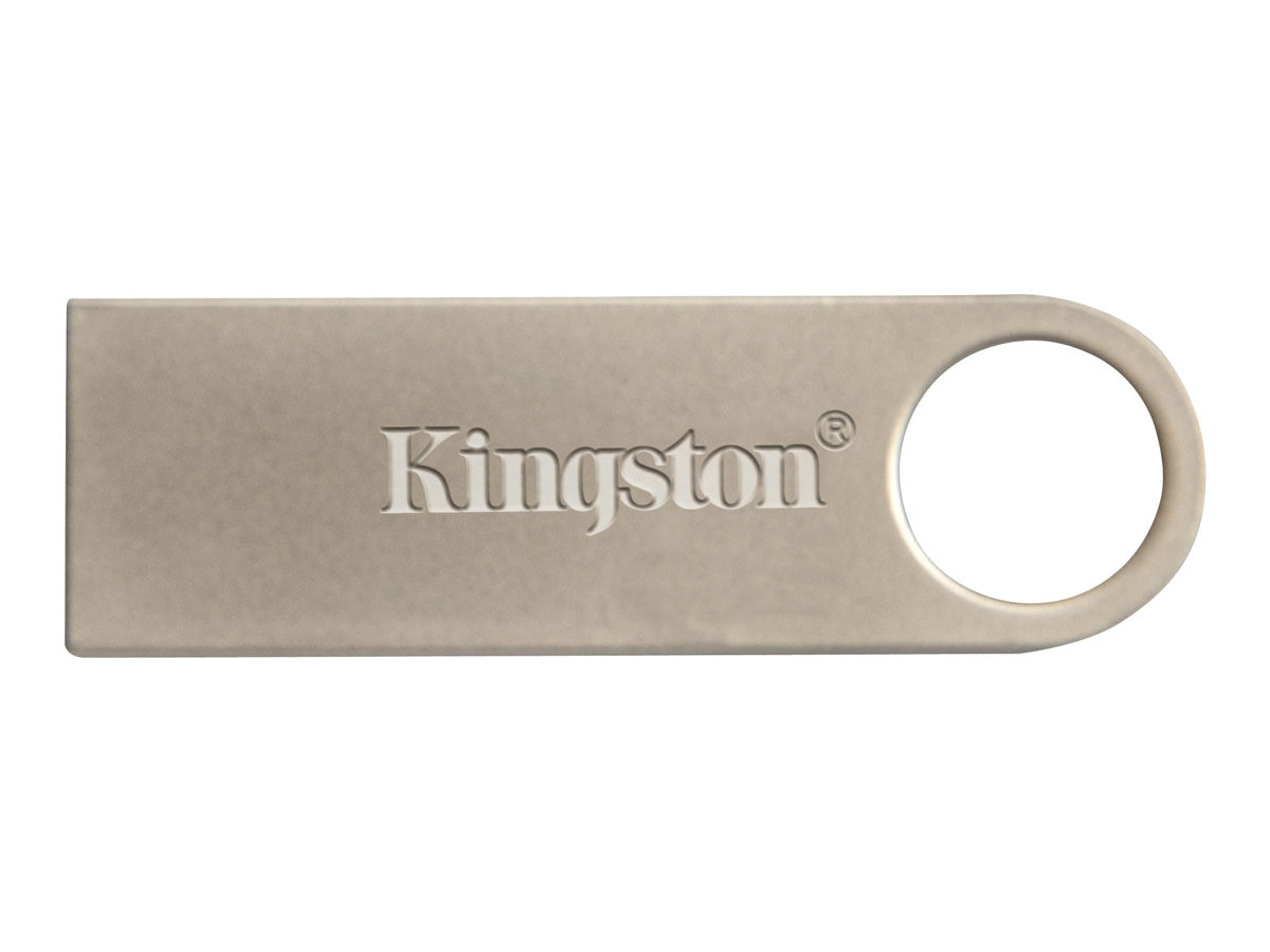 Kingston 64GB DataTraveler SE9 USB 2.0 Flash Drive, DTSE9H/64GB, 15292405, Flash Drives