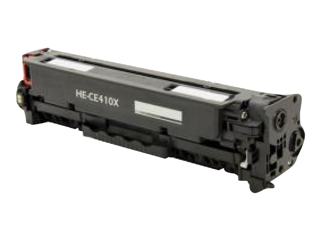 Ereplacements CE410X Black High Yield Toner Cartridge for HP LaserJet Pro Printers, CE410X-ER