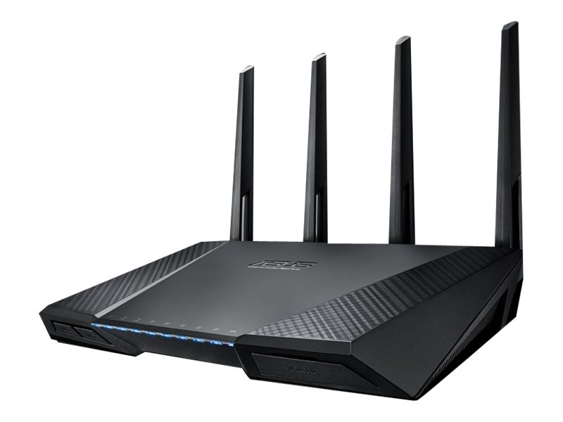 Asus Wireless AC2400 Dual-Band Gigabit Router, RT-AC87U, 17752997, Wireless Routers