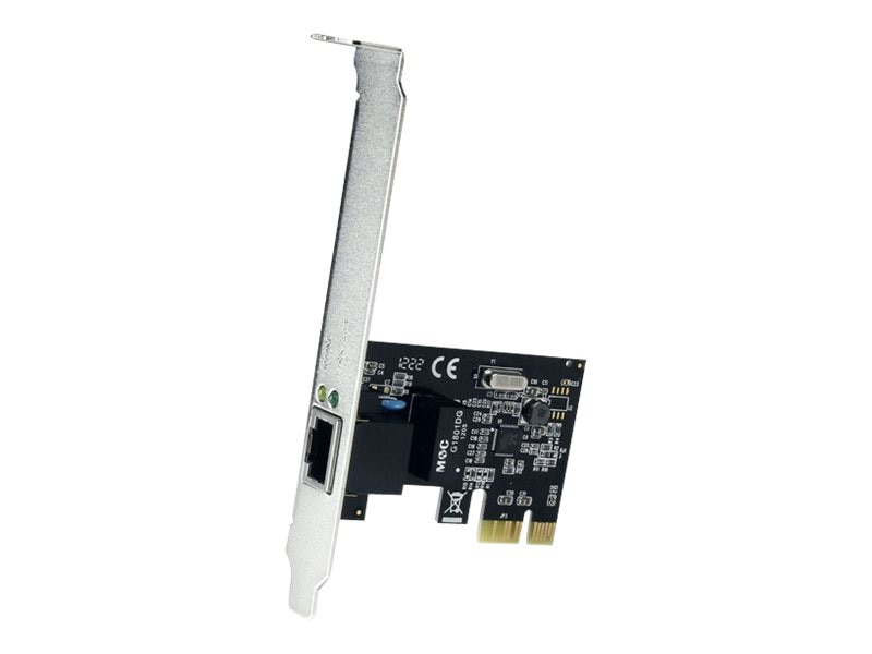 StarTech.com 1 Port PCI Express PCIe Gigabit Network Server Adapter NIC Card, ST1000SPEX2, 15167090, Network Adapters & NICs