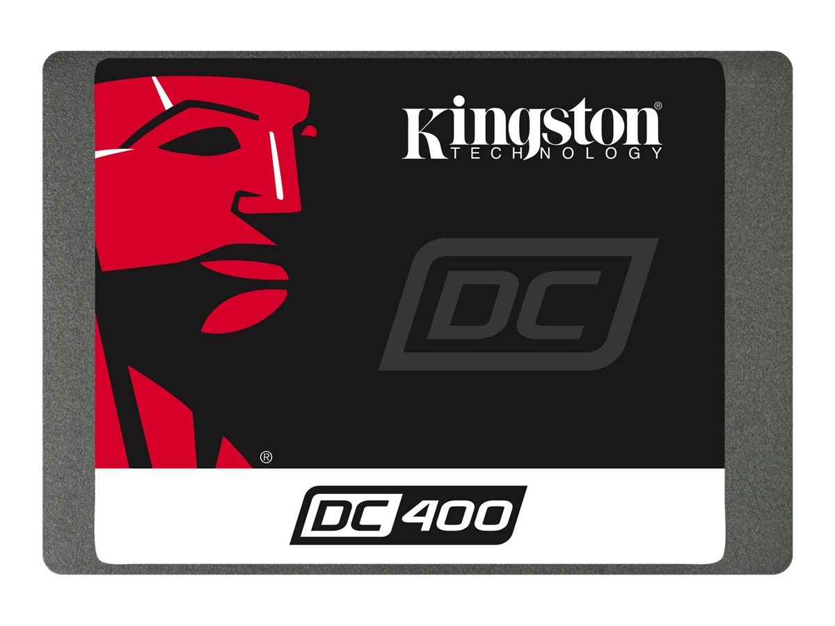 Kingston 800GB DC400 Performance-Optimised SATA 6Gb s 2.5 Internal Solid State Drive