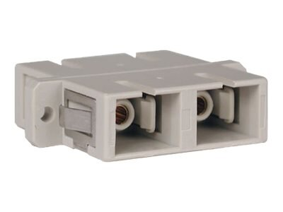 Tripp Lite Fiber Optic Cable Coupler, SC-SC, Duplex, N452-000, 5879641, Cables