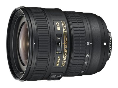 Nikon AF-S Nikkor 18-35mm lens f 3.5-4.5G ED, 2207, 15444712, Camera & Camcorder Lenses & Filters