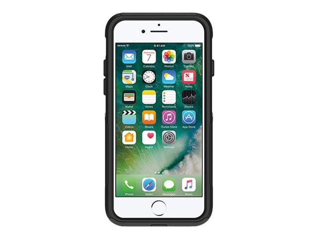 OtterBox Commuter Case for iPhone 7, Black