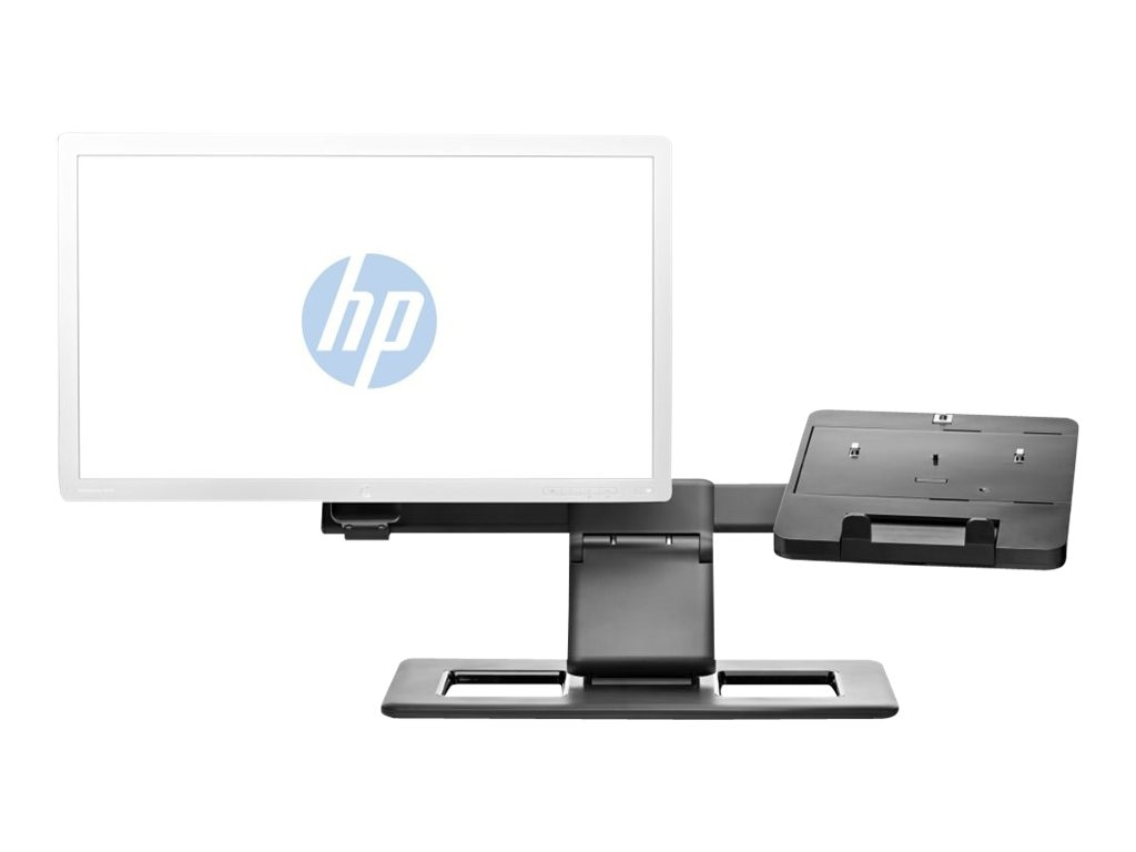 HP Display and Notebook II Stand, E8G00AA#ABA, 16435615, Stands & Mounts - AV