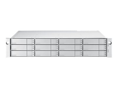 Promise 72TB 2U 24-Bay SAS 12Gb s Single IOM Expander Subsystem