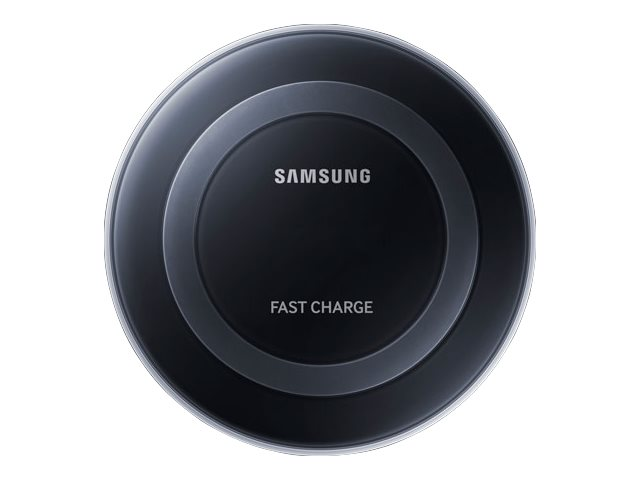 Samsung Fast Charge Wireless Changing Pad, Black Sapphire, EP-PN920TBEGUS