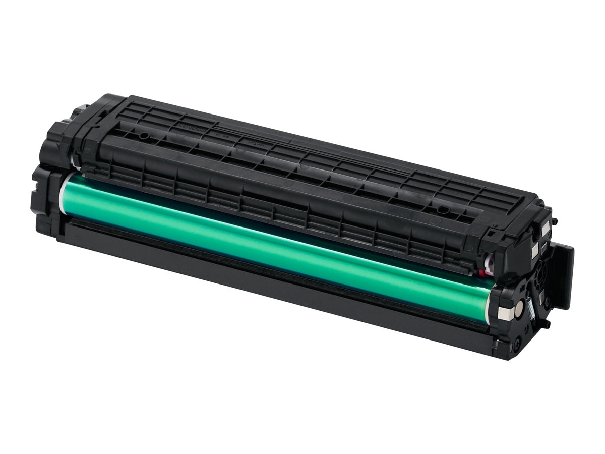 Samsung Magenta Toner Cartridge for CLP-415NW Color Laser Printer &  CLX-4195FW Color Multifunction Printer, CLT-M504S