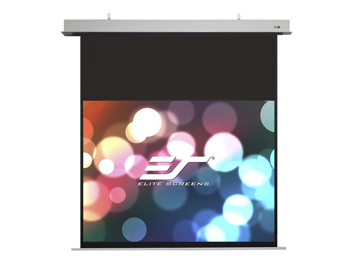 Elite Evanesce Plus Series Projector Screen, MaxWhite, 16:9, 150