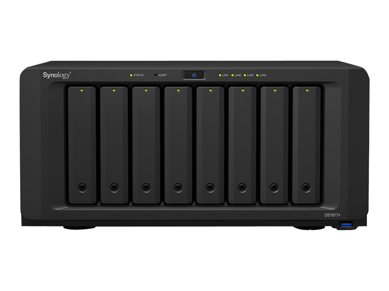 Synology DS1817+ (8GB) Image 2