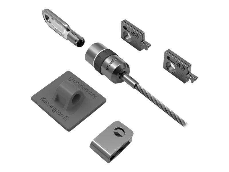 Kensington Locking Kit for Desktop and Peripherals, K64615US
