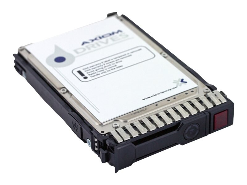 Axiom 600GB SAS 6Gb s 15K RPM LFF 3.5 Enterprise Hot Swap Hard Drive, 652620-B21-AX, 16843272, Hard Drives - Internal