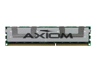 Axiom 16GB PC3-10600 DDR3 SDRAM RDIMM for Integrity BL870c i4, ProLiant DL980 G7 (Xeon E7), AX42393526/1, 17857975, Memory