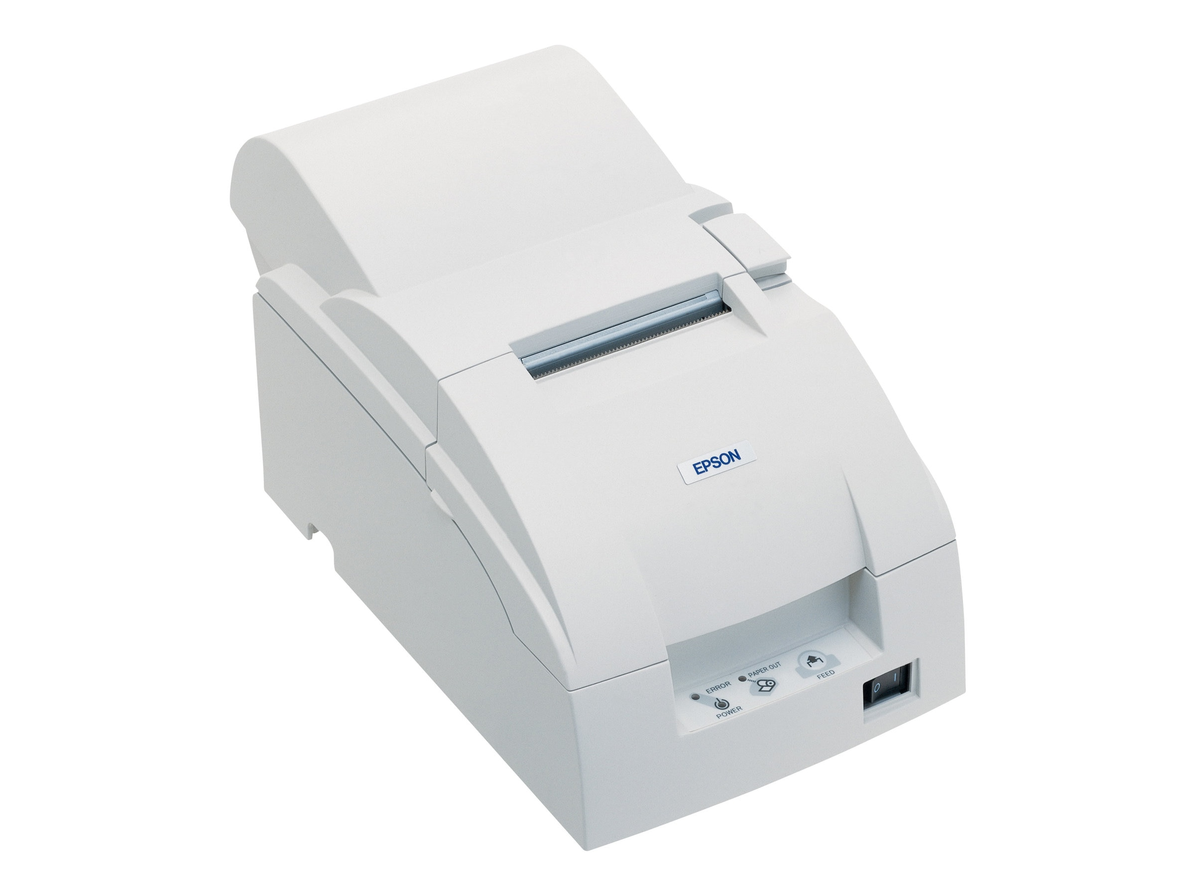 Epson TM-U220A U03 USB ECW Printer w  Auto-Cutter, Journal & PS-180 Power Supply, C31C513A8971