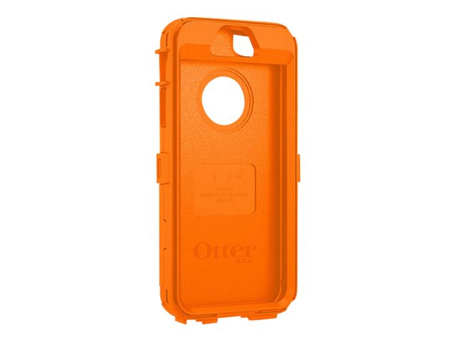 OtterBox Lid Base Accessory Defender for iPhone 5 5S, Blaze Orange, 78-35414, 22066318, Carrying Cases - Phones/PDAs