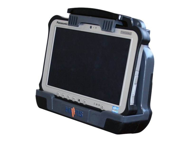 Panasonic Havis Vehicle Dock with Dual Pass-Thru for Toughbook, CF-H-PAN-701-2-P