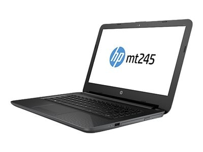 HP mt245 Mobile Thin Client AMD A6-6310 1.8GHz 4GB 16GB Flash Radeon R4 WC 4C 14 HD WES7P, N3G87AA#ABA