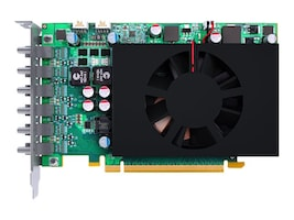 Matrox C680 PCIe 3.0 x16 Graphics Card, 4GB GDDR5, C680-E4GBF, 33944868, Graphics/Video Accelerators