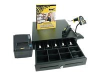 Wasp QuickStore RapidStart POS Solution, 633808471408, 8855880, Software - POS & Bar Coding