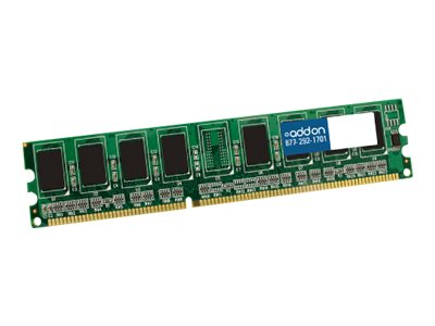 ACP-EP 1GB PC3-10600 240-pin DDR3 SDRAM DIMM for Select HP Desktops, AT023AA-AA