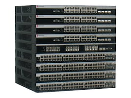 Enterasys C5 Stackable Switch PoE + 4 SFP, C5G124-24P2, 11141909, Network Switches