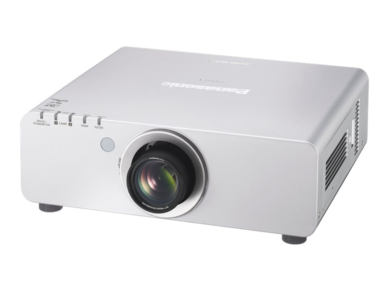 Panasonic PT-DX810US DLP XGA Projector, 8200 Lumens, PT-DX810US, 15189432, Projectors